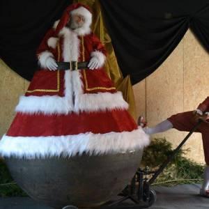 Wobbeling Kerstman inzetten?