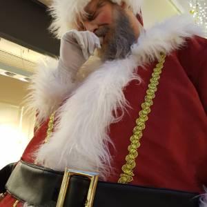 De Wobbeling Kerstman inzetten of boeken?