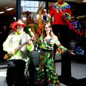 Los del Sol - Tropische Mobiele Muziek inzetten