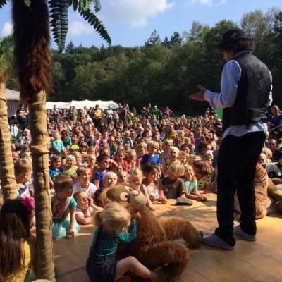 Foto van Hakim Op Z'n Best | Kindershows.nl