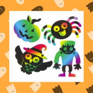 Kids Workshop - Halloween Magneten Maken inzetten?