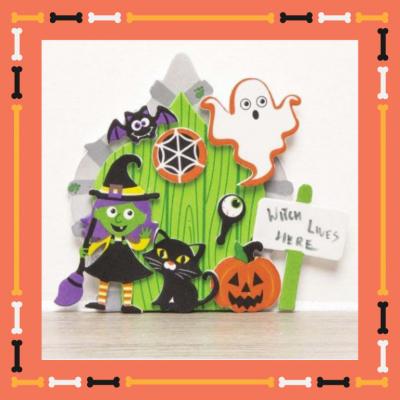 Kids Workshop - Halloween Heksen Deuren Maken boeken?