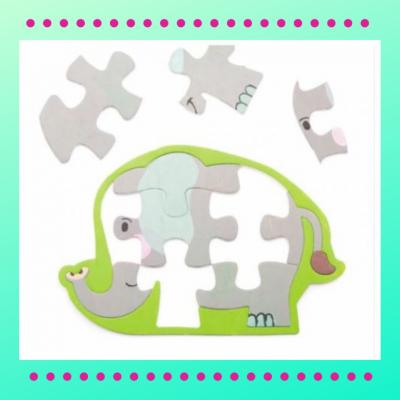 Kids Workshop - Dierenpuzzels Maken inhuren