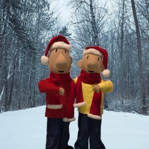 Meet & Greet Buurman en Buurman met Kerst inhuren?