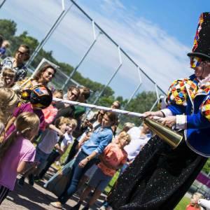 Circus Masqué straattheater boeken of inhuren