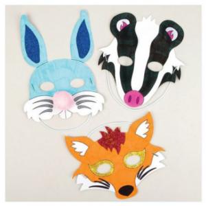 Kids workshop dierenmaskers inhuren