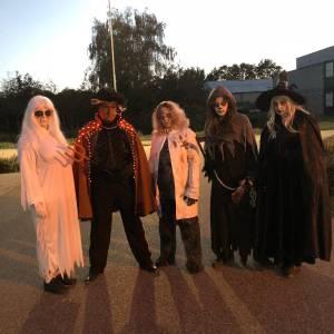 Halloween Acteurs inhuren?
