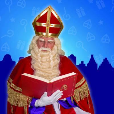 Sinterklaas met hippe roetveeg pieten boeken