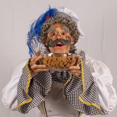Hippe Roetveegpieten Sinterklaasshow boeken?