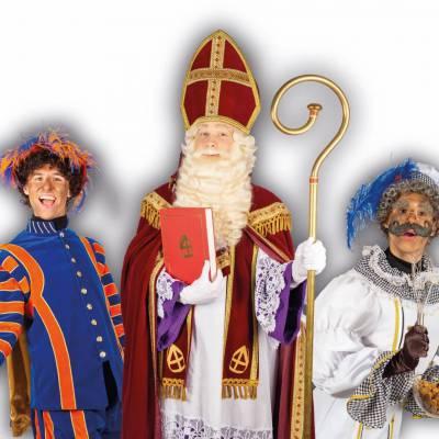 Sinterklaasshow Hippe Roetveegpieten boeken of inhuren?