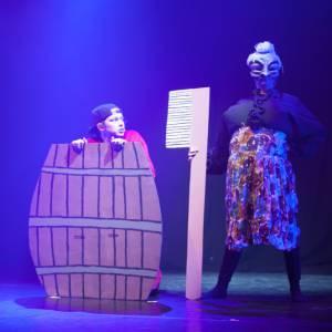 Je Snoep of je Leven - Halloweenshow - inhuren?