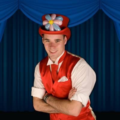 Foto van Jerry's Kindershow | Kindershows.nl