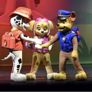 Paw Patroll Mini Show voor Events
