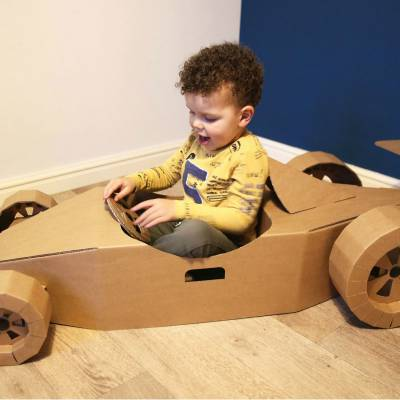 Kids Workshop Formule 1 Raceauto Versieren Inhuren?