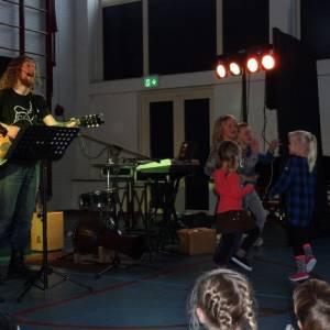 Muziektheater Sint zoekt Piet huren