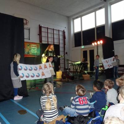 Muziektheater Sint zoekt Piet inhuren