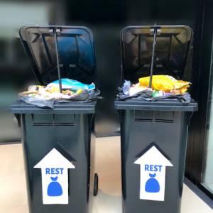 De rijdende vuilnisbakken inhuren