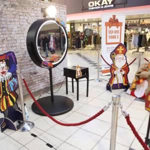 Sinterklaas Selfie Spiegel boeken