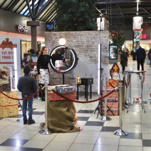 Fotoactie met Sinterklaas inhuren