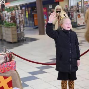 corona-proof manier om met Sinterklaas op de foto te gaan