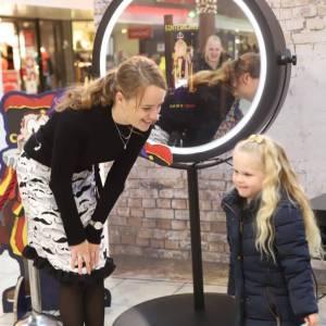 Winkelcentrumpromotie voor Sinterklaas geheel Coronaproof