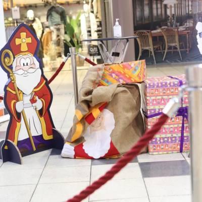 Sinterklaas Selfie Spiegel inhuren