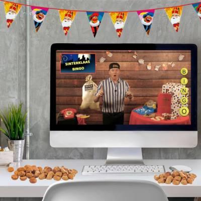 Boek de Sinterklaas Woonkamer Bingoshow voor jouw Sinterklaasevenement