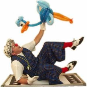 Clown Ericos Doldwaze Show inzetten?