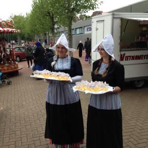 Oud-Hollandse Kaasmeisjes huren