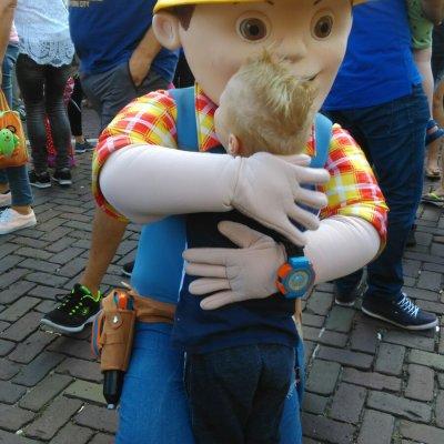 Fotoalbum van Bob de Bouwer -  Event met Meet & Greet | Kindershows.nl