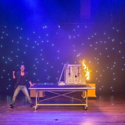 Foto van The Power of Magic | Goochelshows.nl