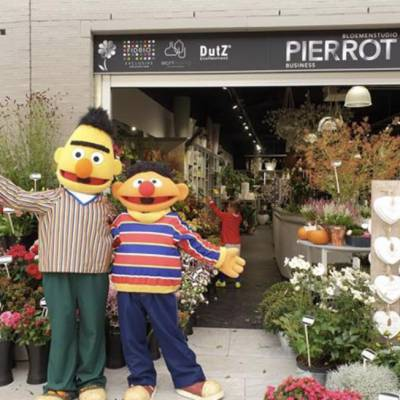 Meet and Greet Bert en Ernie