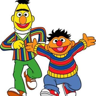 Fotoalbum van Meet & Greet Bert en Ernie | Attractiepret.nl