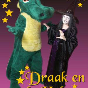 Meet & Greet de Draak en de Heks inhuren?