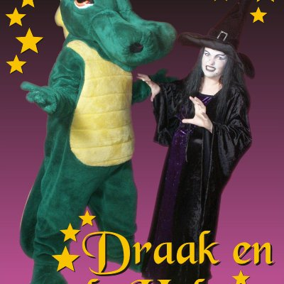 Foto van Meet & Greet de Draak en de Heks | JB Productions