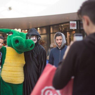 Fotoalbum van Meet & Greet de Draak en de Heks | Looppop.nl