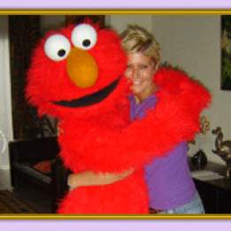 Meet & Greet Elmo huren