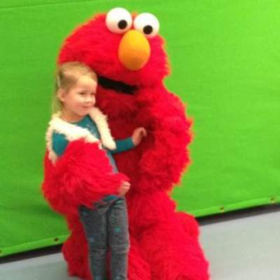 Meet & Greet Elmo inhuren