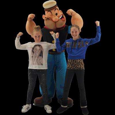 Popeye de zeeman inhuren