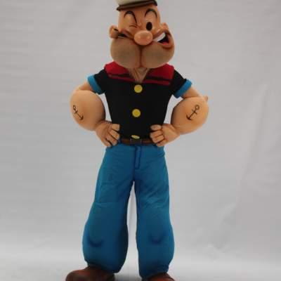 Popeye op je evenement