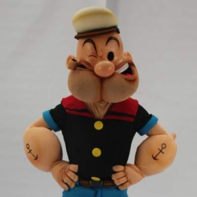 Fotoalbum van Meet & Greet Popeye | Looppop.nl