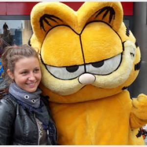 Meet & Greet Garfield huren