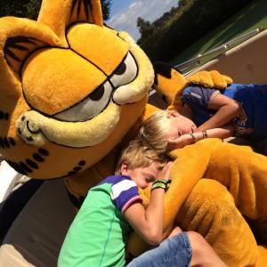 Meet & Greet Garfield boeken
