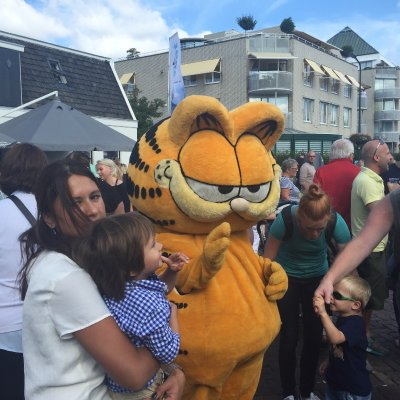 Meet & Greet Garfield inhuren