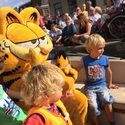 Meet & Greet Garfield inhuren?