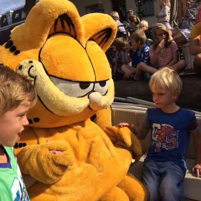 Garfield Meet & Greet huren