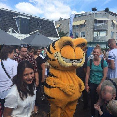 Garfield Meet & Greet boeken