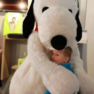 Foto van Meet & Greet Snoopy | JB Productions