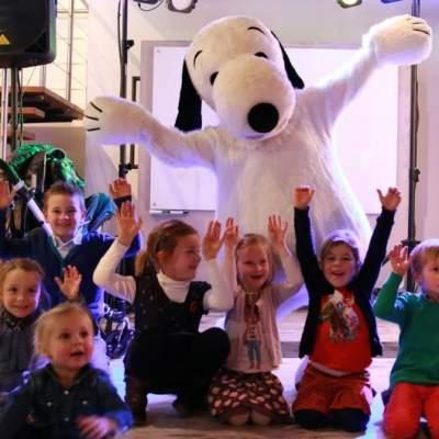 Foto van Meet & Greet Snoopy | Looppop.nl