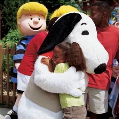 Fotoalbum van Meet & Greet Snoopy | Looppop.nl